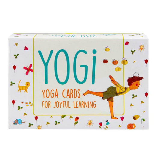 Yoga Cards For Kids (Tutorial Beginner)