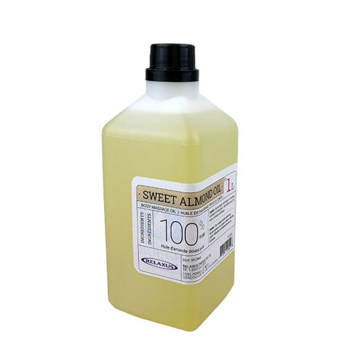 Sweet Almond Massage Oil 1L