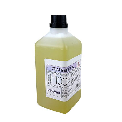 Grapeseed Massage Oil 1L