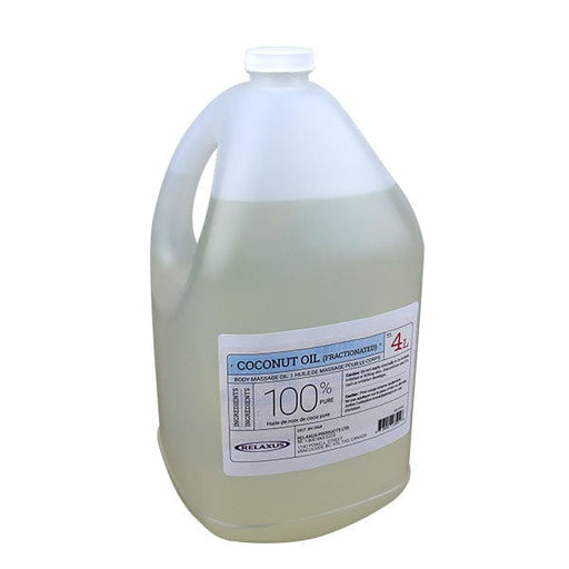 Coconut Massage Oil 4L
