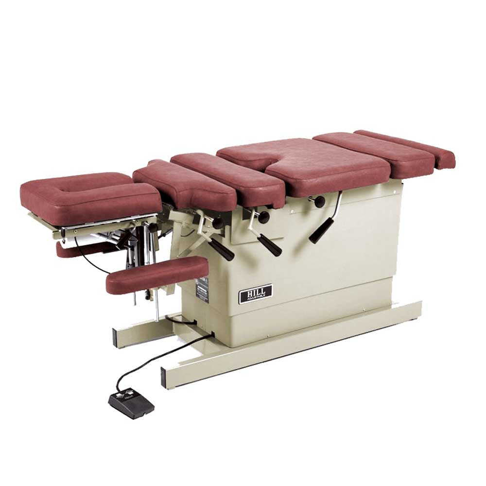 Hill Laboratories HA90C Chiropractic Table