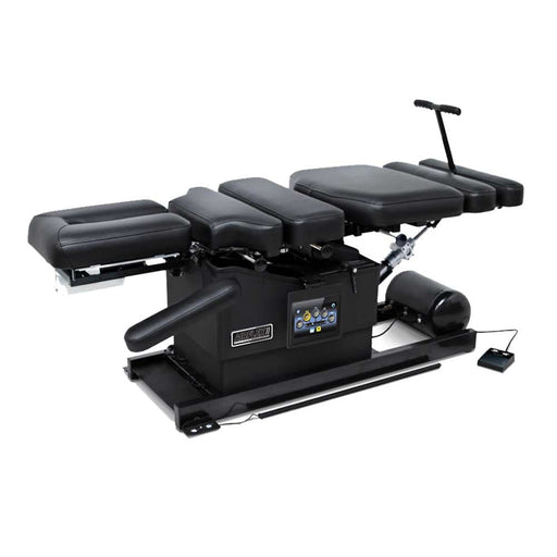 Hill Laboratories AIRFLEX II Flexion & Distraction Chiropractic Table