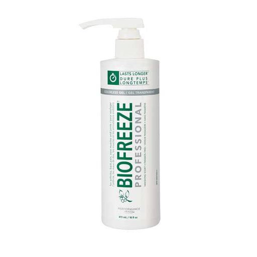 Biofreeze Professional 16 Oz Gel Pump