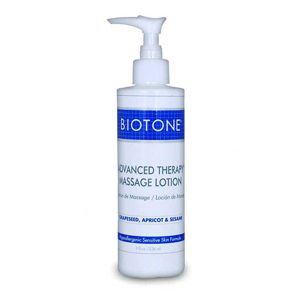 Biotone Advanced Therapy Massage Lotion 8 oz