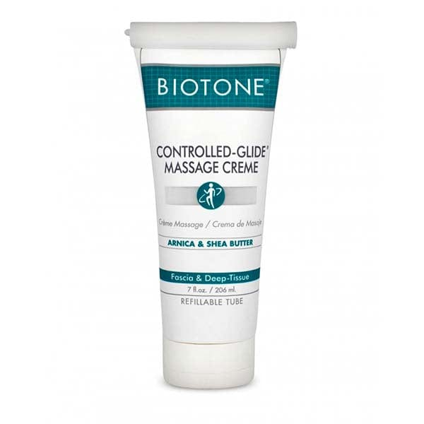 Biotone Controlled Glide Massage Cream 7 oz