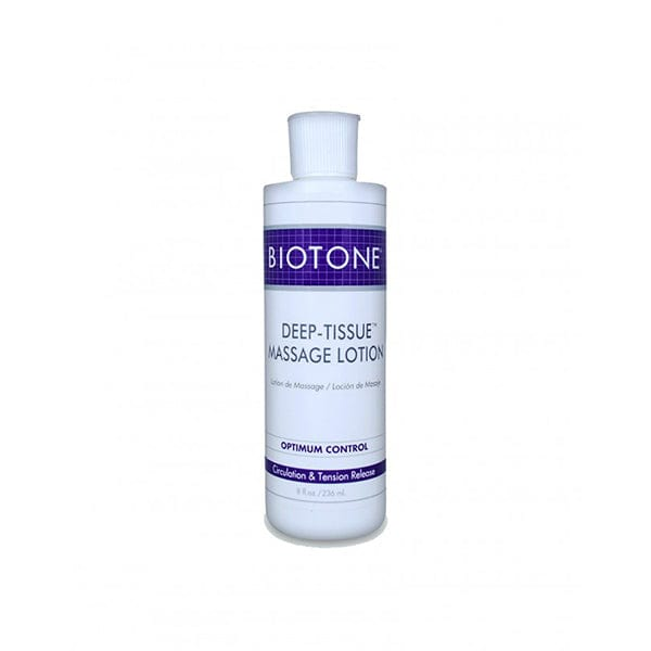 Biotone Deep Tissue Massage Lotion 8 oz