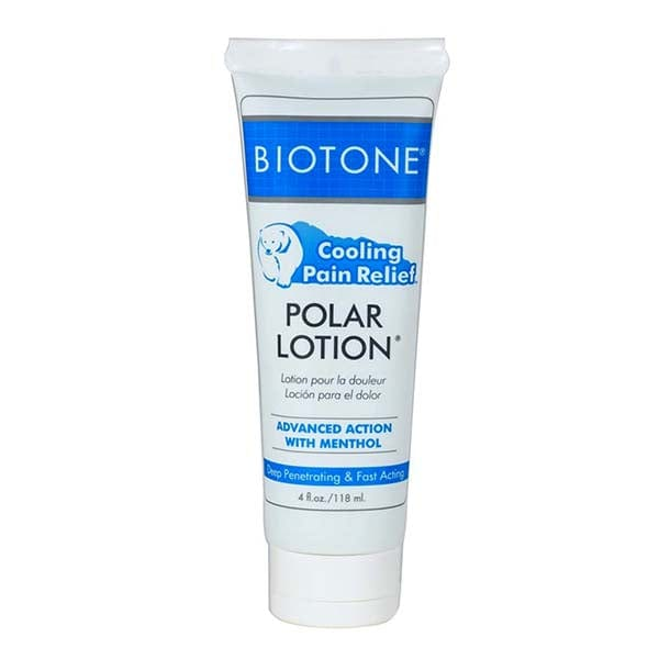 Biotone Polar Lotion 4 oz