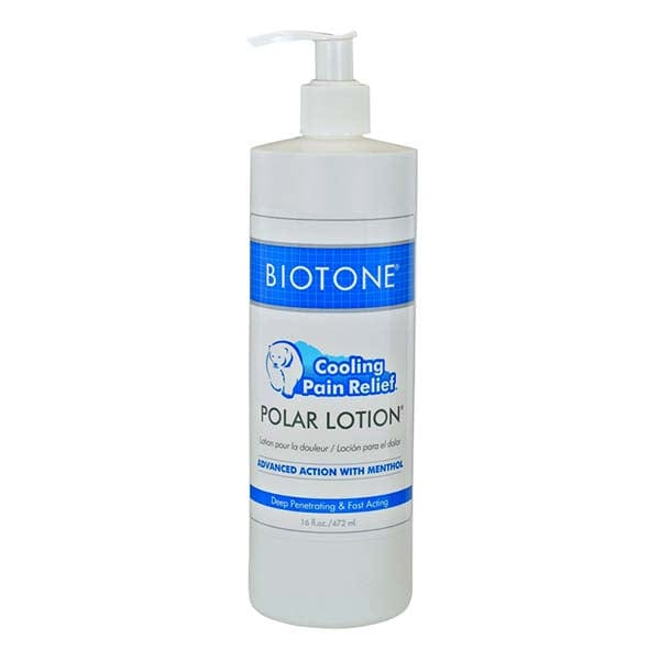 Biotone Polar Lotion 16 oz