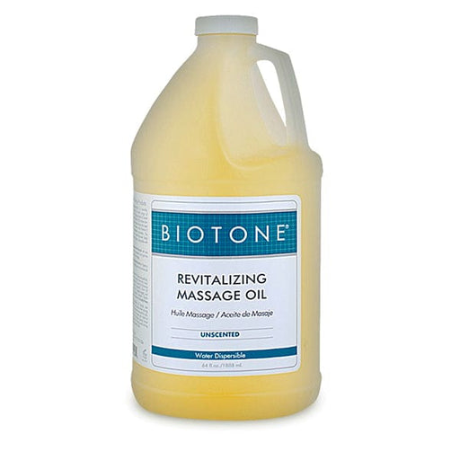 Biotone Revitalizing Massage Oil 1/2 Gallon