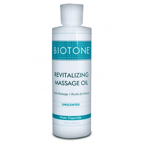 Biotone Revitalizing Massage Oil 8 oz