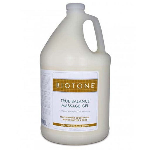 Biotone True Balance Massage Gel 1 Gallon