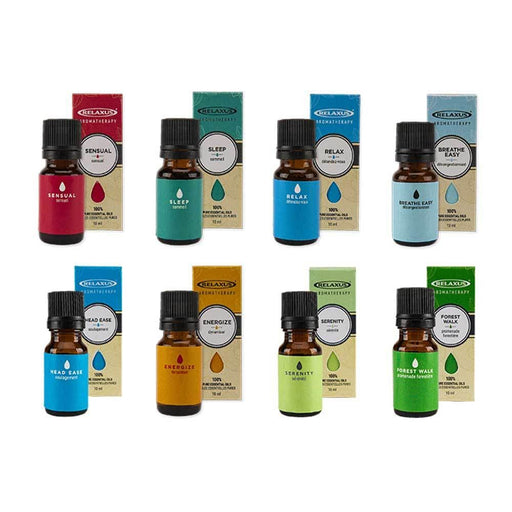 Wholesale Essential Oil Blends 10 ml Bottles