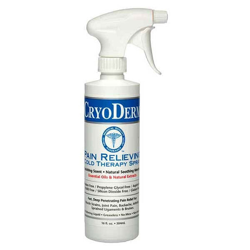 CryoDerm Pain Relieving Cold Therapy 16 Oz Spray