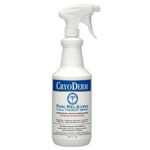 CryoDerm Pain Relieving Cold Therapy 32 Oz Spray