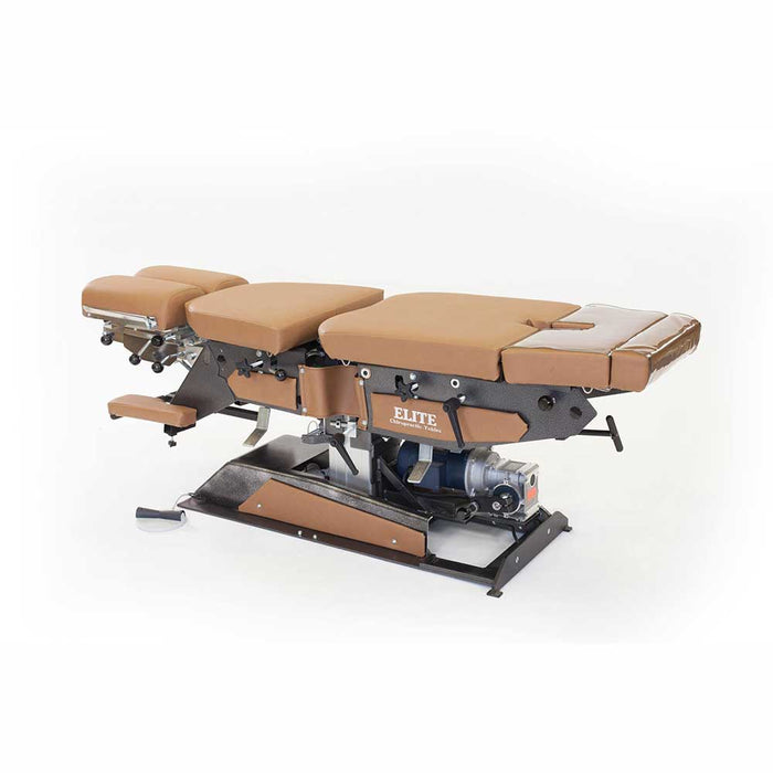 Elite Manual Flexion Chiropractic Table (Base Model Only)