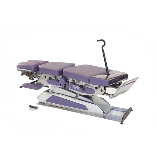 Elite Low Manual Flexion Chiropractic Table