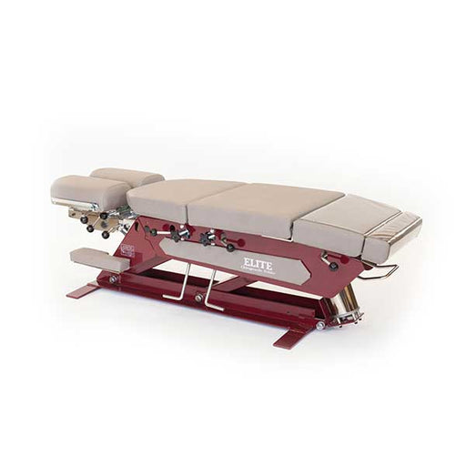Elite Pump Control Elevation Chiropractic Table