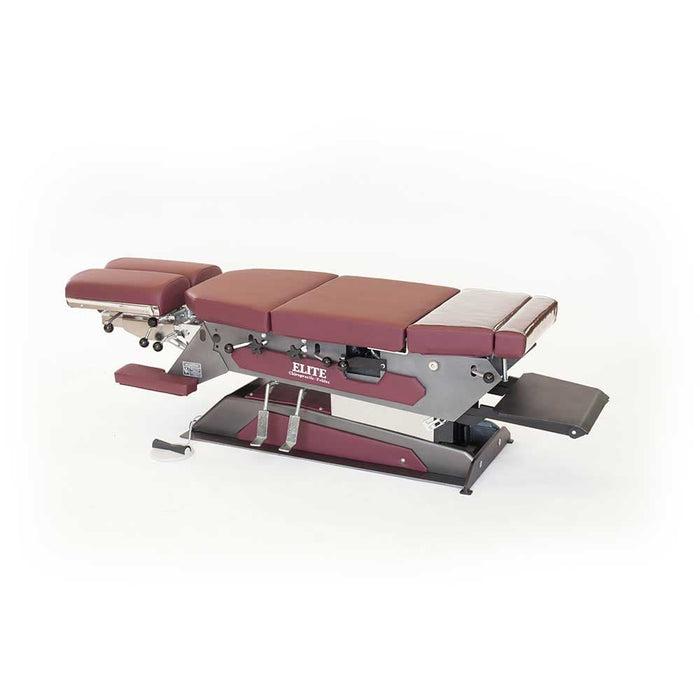 Elite E5 High Low Elevation Chiropractic Table