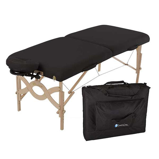 Earthlite Black Avalon XD Portable Table Package