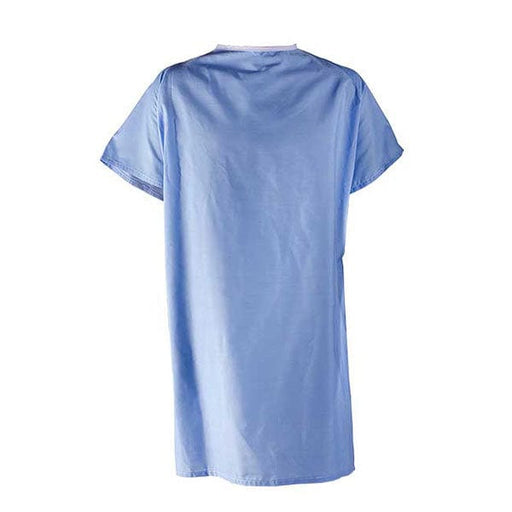 Blue Patient Gown