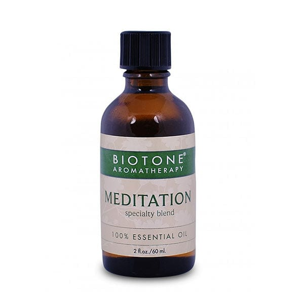 Biotone - Meditation Blend Essential Oils 2 fl oz