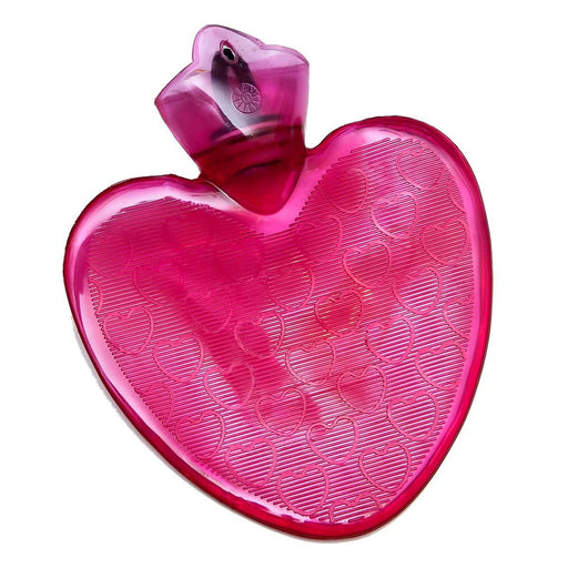 Heart Shaped Hot Water Bottle