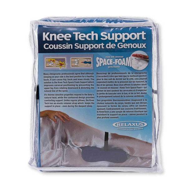 Knee Tech Support Pillow