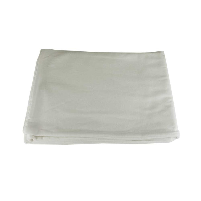 Unbleached  Spa Flannel Pillow Cases
