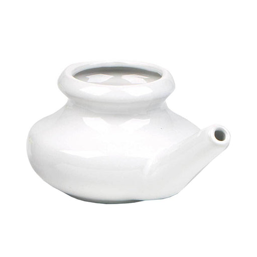 White Neti Pot
