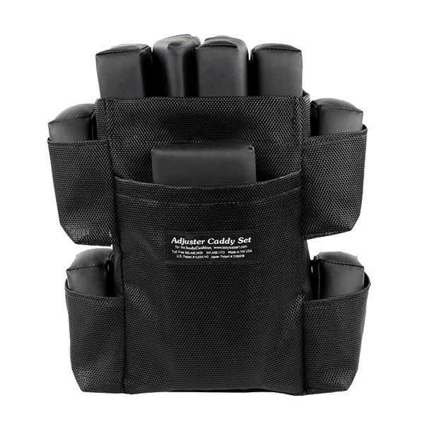 bodyCushion Adjuster Caddy Set
