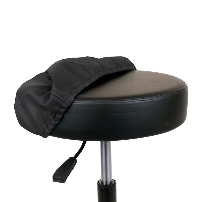 Rolling Massage Stool Cover Black