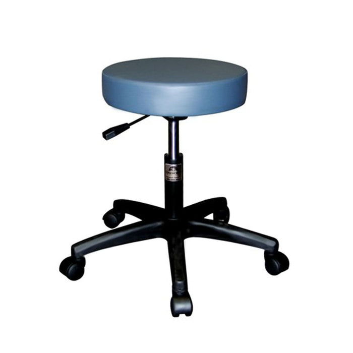 Earthlite Stool Pneumatic Mystic Blue