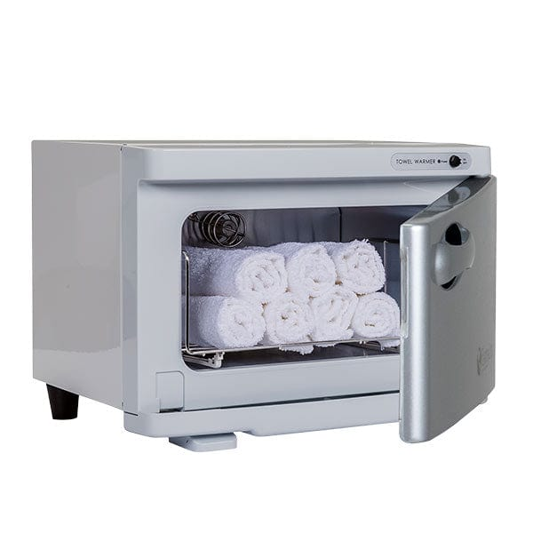 Earthlite UV Hot Mini Towel Warmer White
