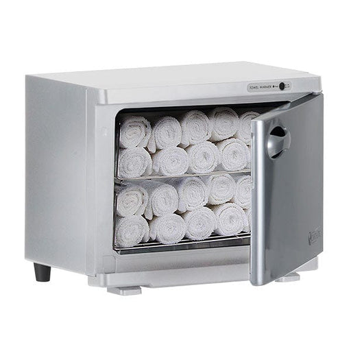 Earthlite UV Hot Cabinet Towel Warmer White
