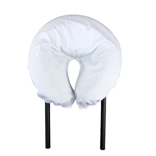 Cotton/ Polyester Fitted Massage Face Cradle Covers