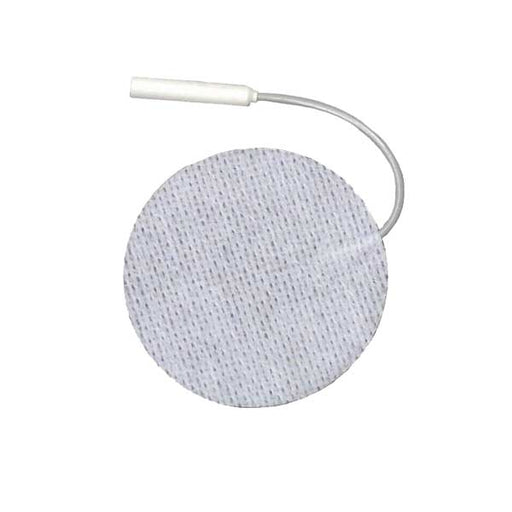 "Self-Adhesive Round Electrodes 2"" x 2"" (Pack of 4)"