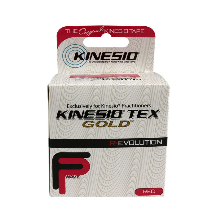 Kinesio Tex Tape Water Resistant Red