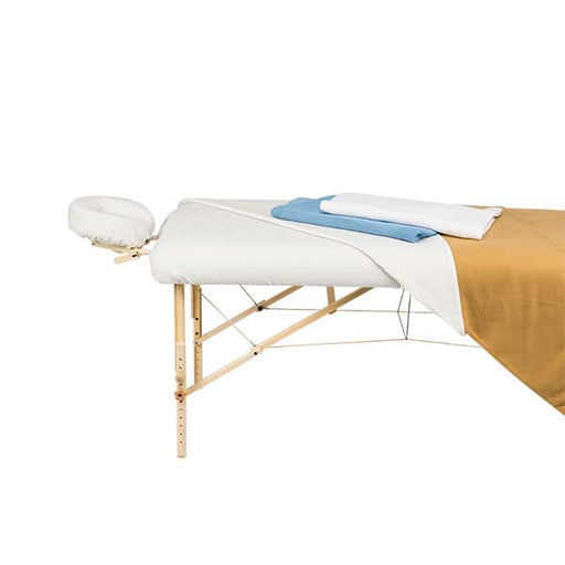 Brushed Cotton Flannel Flat & Fitted Massage Table Sheets
