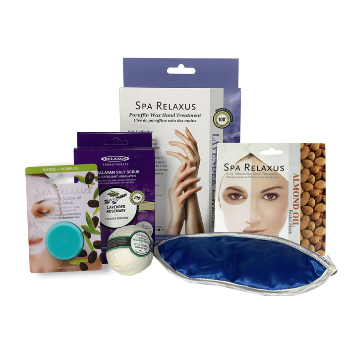 Stay at Home Spa Kit
