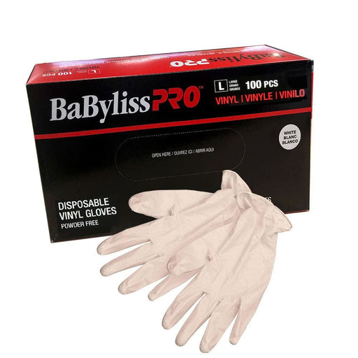 Powder Free Vinyl Gloves Large