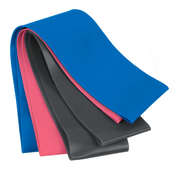 Resistance Exercise Bands (3-Pack)
