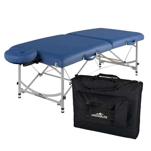 Stronglite Royal Blue Versalite Pro Table Package