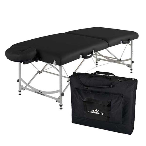 Stronglite Black Versalite Pro Table Package