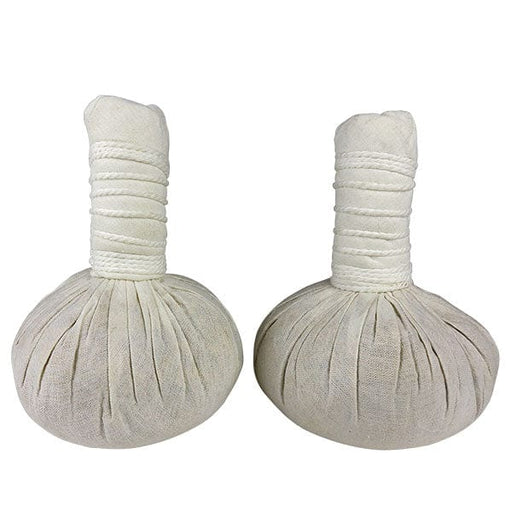 Luk Pra Kob Hot Thai Herbal Compress Pair - 200g