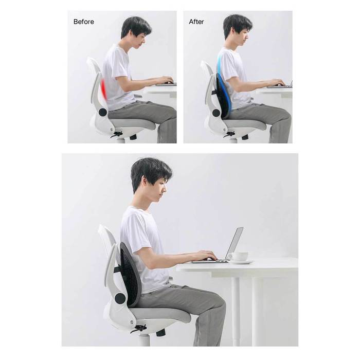 Active Sitting Spine Support