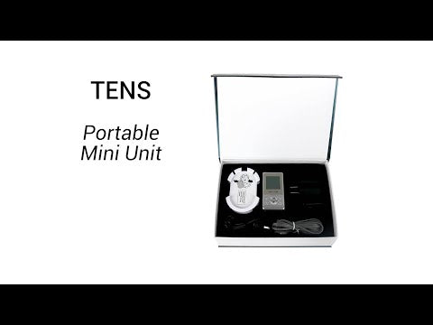 Mini Portable Tens Unit