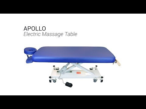 "Relaxus Apollo Flat Electric Massage Table (30"")"