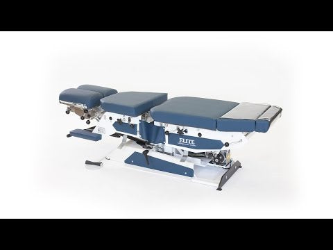 Elite Automatic Flexion Chiropractic Table (Base Model Only)