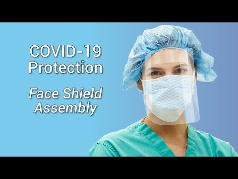Face Shield (Package of 12)