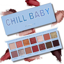 Load image into Gallery viewer, CHILL BABY SMOKEY EYE PALLET